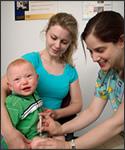 Most US Parents Remain Sane, Vaccinate Children