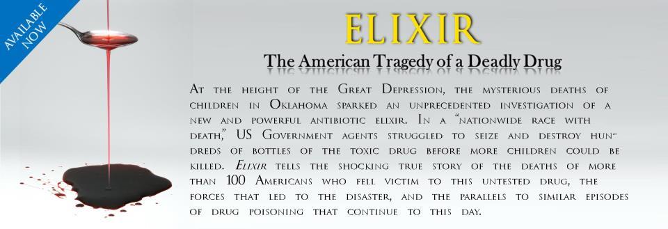 Elixir Sulfanilamide: Deaths of 1937 - Pathophilia